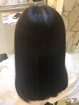 PIM濃密ヘアエステで髪の芯から補修☆